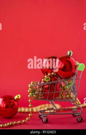 Christmas theme, background - Stock Photo