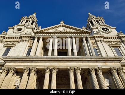 St Pauls Cathedral, London, England, United Kingdom