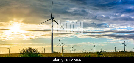 Wind Turbine in Northwest Indiana