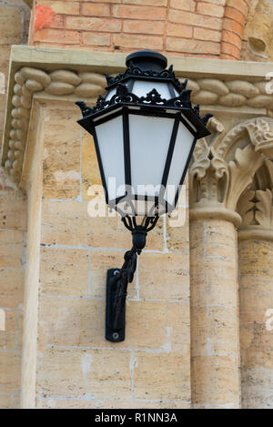 lanterns to illuminate buildings - Stock Photo