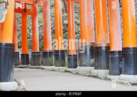Fushimi Inari, Kyoto - Stock Photo