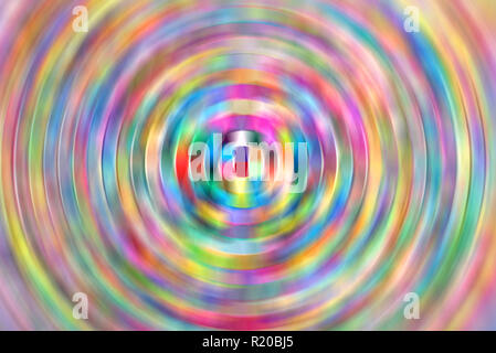 Abstract, colorful blurred background design. Vivid and bright colors. - Stock Photo