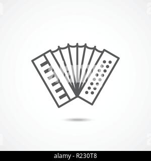 Bayan flat icon - Stock Photo