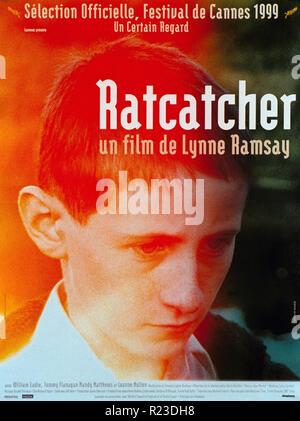 Prod DB © BBC Films - Pathe / DR RATCATCHER de Lynne Ramsay 1999 FRA./GB affiche française - Stock Photo