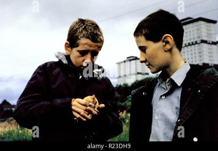 Prod DB © BBC Films - Pathe / DR RATCATCHER de Lynne Ramsay 1999 FRA./GB William Eadie. - Stock Photo