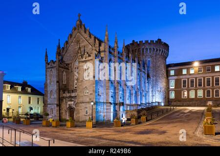 Dublin Castle, Dublin, Republic of Ireland, Europe - Stock Photo