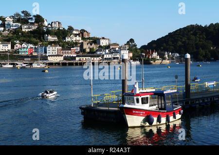 Dartmouth, Devon, England, United Kingdom, Europe - Stock Photo