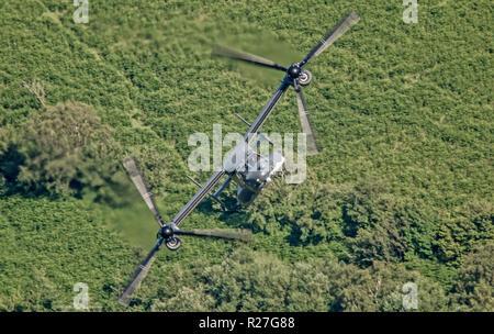 CV22 osprey aircraft - Stock Photo