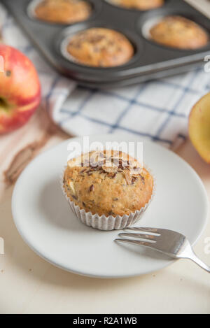 Healthy Muffins - Stock Photo