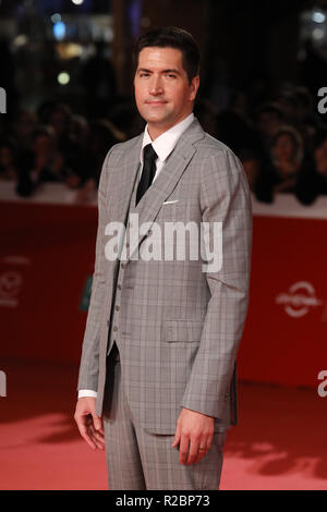 13th Annual Rome Film Festival - 'Bad Times at the El Royale' - Premiere  Featuring: Drew Goddard Where: Rome, Italy When: 18 Oct 2018 Credit: IPA/WENN.com  **Only available for publication in UK, USA, Germany, Austria, Switzerland** - Stock Photo