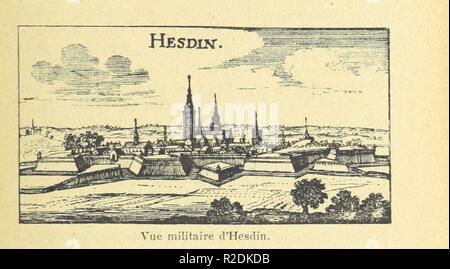 page 157 of 'Histoire d'Hesdin' . - Stock Photo