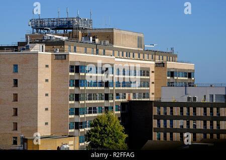 addenbrooke's, cambridge university hospital, england - Stock Photo
