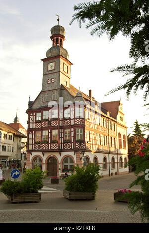 town hall lorsch - Stock Photo