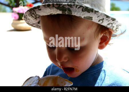 hungry 2 - Stock Photo
