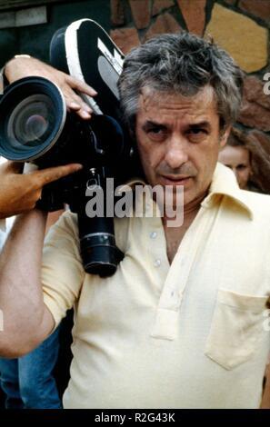 Gloria  Year : 1980 USA Director : John Cassavetes John Cassavetes Shooting picture - Stock Photo