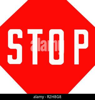 stop - Stock Photo