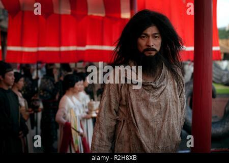 Di Renjie: Tong tian di guo Detective Dee and the Mystery of the Phantom Flame Year : 2010 China / Hong Kong Director : Tsui Hark  Andy Lau - Stock Photo
