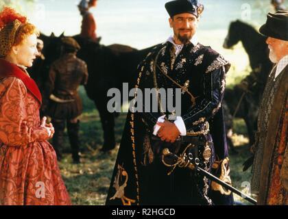 Elizabeth Year : 1998 UK / USA Director : Shekhar Kapur Cate Blanchett, Eric Cantona, Richard Attenborough - Stock Photo