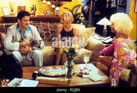 There's Something About Mary  Year : 1998  USA Director : Bobby Farrelly, Peter Farrelly Matt Dillon, Cameron Diaz, Lin Shaye - Stock Photo