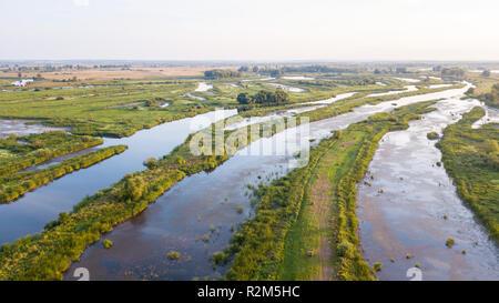 Riverland lake river - Stock Photo