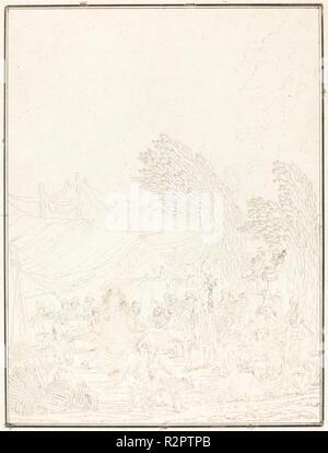 Noce de Village (Village Wedding). Dated: 1785. Dimensions: overall ...