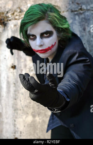 jokers prompt - Stock Photo