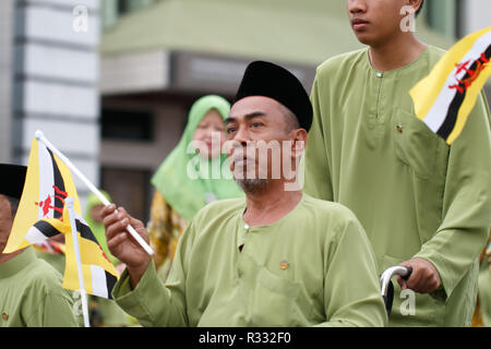 Brunei National Day - Stock Photo