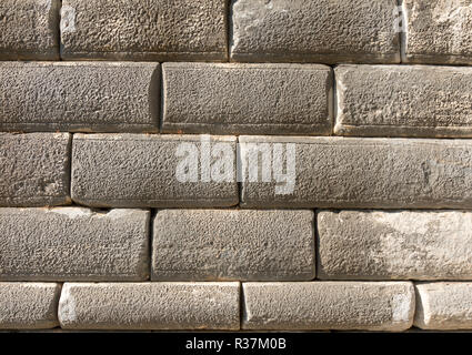 Sone made wall for background. - Stock Photo