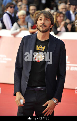 13th Annual Rome Film Festival - Detective By Chance - Premiere  Featuring: Giorgio Romano Where: Rome, Italy, Italy When: 21 Oct 2018 Credit: IPA/WENN.com  **Only available for publication in UK, USA, Germany, Austria, Switzerland** - Stock Photo