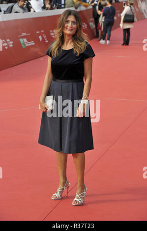 13th Annual Rome Film Festival - Detective By Chance - Premiere  Featuring: Daniela Alleruzzo Where: Rome, Italy, Italy When: 21 Oct 2018 Credit: IPA/WENN.com  **Only available for publication in UK, USA, Germany, Austria, Switzerland** - Stock Photo