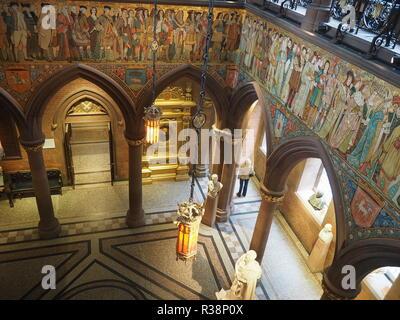 Scottish National Portrait Gallery, Edinburgh - Stock Photo