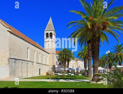 trogir dominican monastery - dominican monastery 01 - Stock Photo