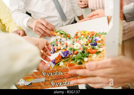 wedding food ideas appetizers - Stock Photo