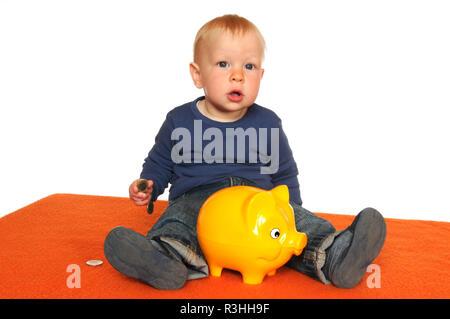 save / savings - Stock Photo