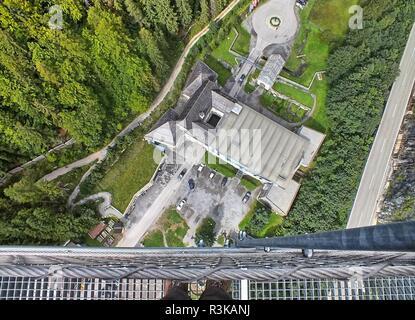 Hängebrücke Highline 179 - Stock Photo