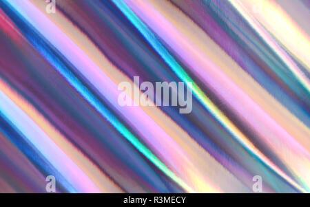 Multicolored background imitating hologram. - Stock Photo