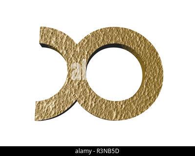 zodiac sign taurus - Stock Photo