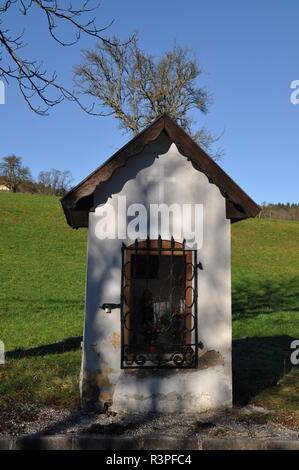 chapel at st. peter in der au - Stock Photo