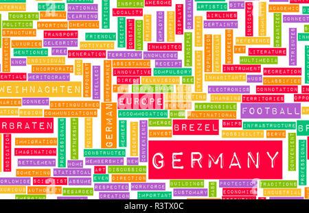 Germany - Stock Photo