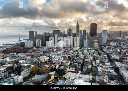Coit Tower San Francisco View