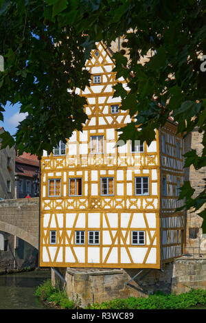 Germany, Bavaria, Upper Franconia, Bamberg, - Stock Photo