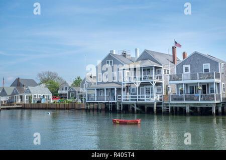 North America Usa Massachusetts Nantucket Island