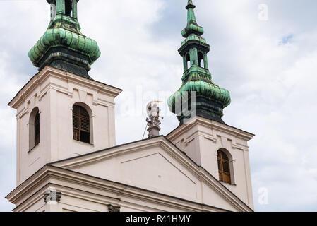 Dominican Church of Saint Michael in Brno - Stock Photo
