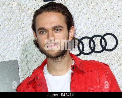 """Suspiria"" Los Angeles Premiere held at The Arclight Hollywood Cinema Dome in Los Angeles, California.  Featuring: Zedd Where: Los Angeles, California, United States When: 24 Oct 2018 Credit: Adriana M. Barraza/WENN.com - Stock Photo"