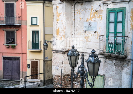 Rossano, Italy, Europe. - Stock Photo