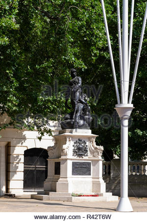Graspan Memorial, The Mall, St. James's, City of Westminster, London, England, United Kingdom - Stock Photo