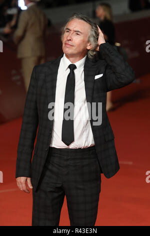 13th Rome Film Fest - 'Stan & Ollie' - Premiere  Featuring: Steve Coogan Where: Rome, Italy When: 24 Oct 2018 Credit: IPA/WENN.com  **Only available for publication in UK, USA, Germany, Austria, Switzerland** - Stock Photo