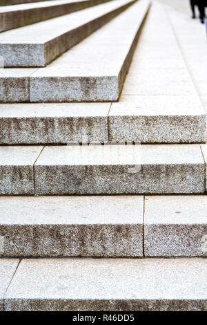 in    monument  steps and marble   line - Stock Photo