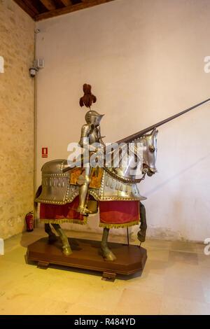 Armor in Sergovia - Stock Photo