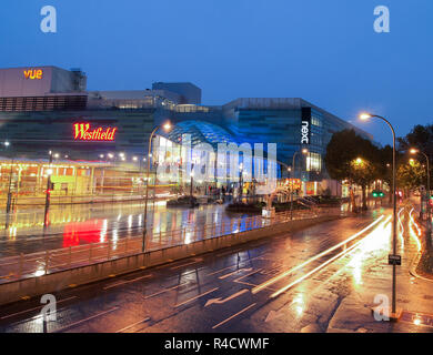 Westfield Mall, Shepherds Bush, London. - Stock Photo